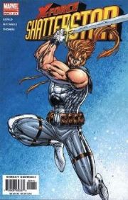 X-Force Shatterstar Comics